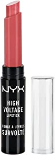 3 x NYX Cosmetics High Voltage Lipstick 2.5g - HVLS14 Rags To Riches