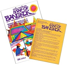 Nancy Chandler's Map of Bangkok, 25th (fifth) Edition