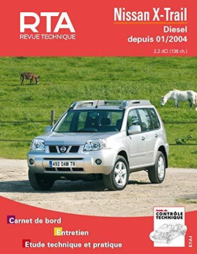 E.T.A.I - Revue Technique Automobile 685 - NISSAN X-TRAIL I - 2004 à 2007