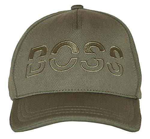 Hugo Boss 50423962 - Gorra de hombre, color caqui
