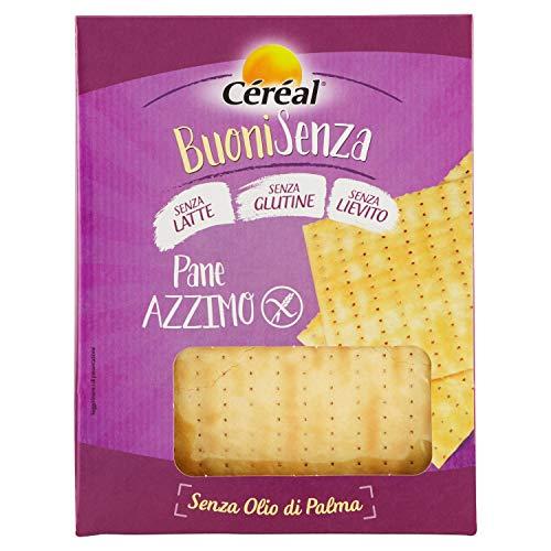 Céréal Buoni Senza Pane Azzimo - Senza Latte - Senza Glutine - Senza Lievito - 180 g
