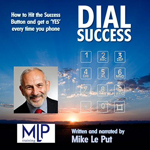 Dial Success audiobook cover art