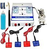 NARAYANI PHYSIO Mini Muscle Stimulator (MINI MS) 2 Channel Electro Therapy