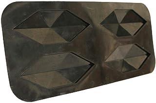 Molde Hormigon Silicona para Motif Glazes Ladrillos, Madera Concreto Azulejos Concretos Moldes De Silicona Artesanías