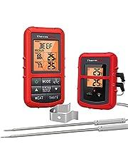 ThermoPro TP20 Kött, BBQ, kökstimer, grilltermometer, svart