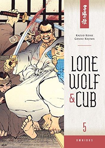 Lone Wolf & Cub Omnibus, Volume 5