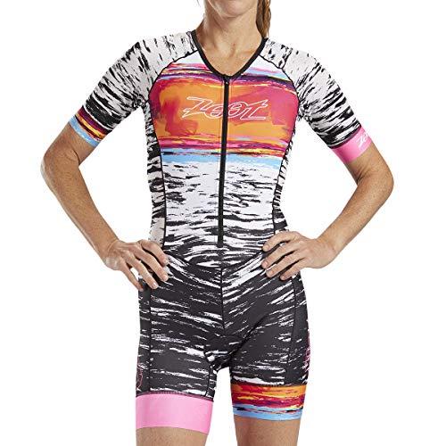 Zoot Damen Triathlon Rennanzug Style 83 2018 W LTD Tri Aero SS Race Suit - 83 L