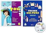 And you? Student's book & Workbook. Con Think culture. Per la Scuola media. Con e-book. Con espansione online. Con DVD-ROM (Vol. 1)