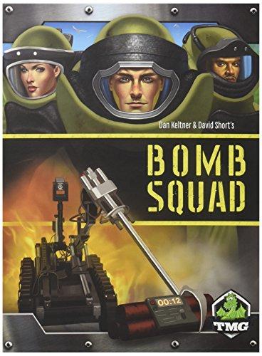 Tasty Minstrel Games 1013TTT - Brettspiele, Bomb Squad