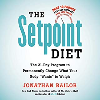 The Setpoint Diet cover art