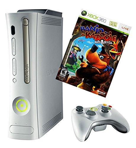 Xbox 360 - Konsole Arcade inkl. Banjo Kazooie