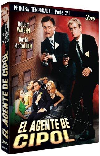 El Agente De C.I.P.O.L. - Temporada 1, Volumen 2 (Spain - Importation) by Robert Va