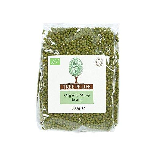 Tree Of Life | Organic Mung Beans | 1 x 500g