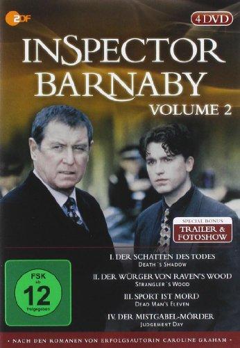 Inspector Barnaby, Vol. 2 (4 DVDs)