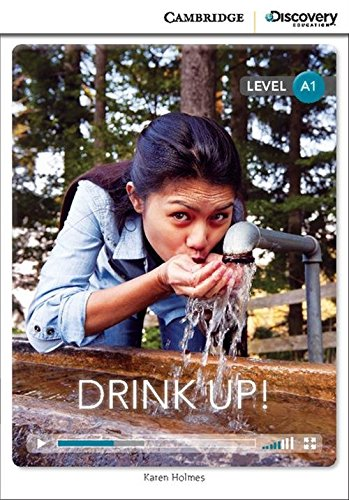 Drink Up! Beginning Book with Online Access