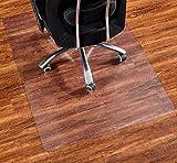 Office Chair Mat, 48'×36'-2mm Thick, Chair Mat for Hardwood Floor, Desk Chair Mat, Floor Protectors for Office Chairs, Office Mat, Office Mats for Rolling Chairs, Only for Hardwood Floor