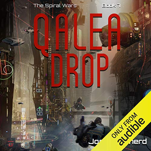 Qalea Drop Audiobook By Joel Shepherd cover art