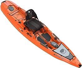 Bonafide RS117 Kayak - Hondo Orange