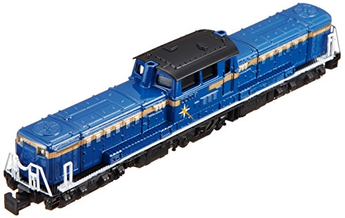[NEW] jauge train N moulé sous pression maquette No.5 DD-51 Hokutosei