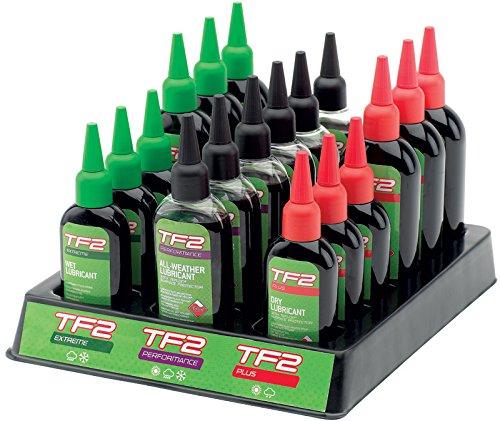 Weldtite TF2Synthetisches Schmiermittel Kombination Gleitmitteln verwendbar POS Tablett–18Flaschen