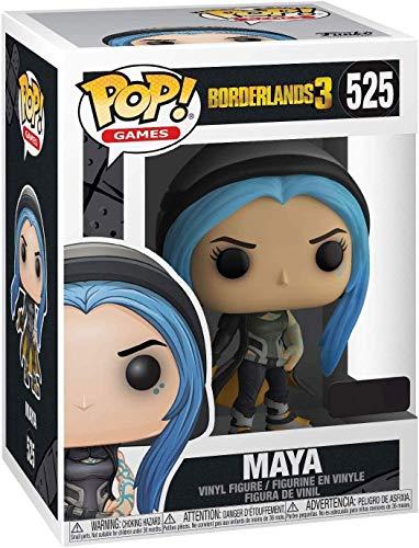 Pop! Games Borderlands 3 525- Maya as Siren Exclusive