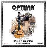 オプティマ(OPTIMA)ギター弦 BRONZE CLASSICS Set (ブロンズ クラシックス) 280NMT