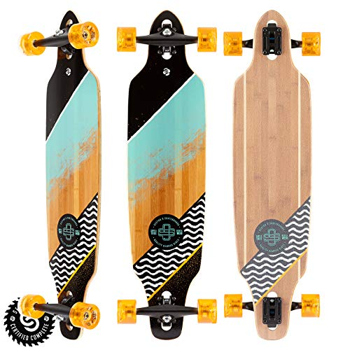 Sector 9 Flow Mini Lookout Longboard Complete