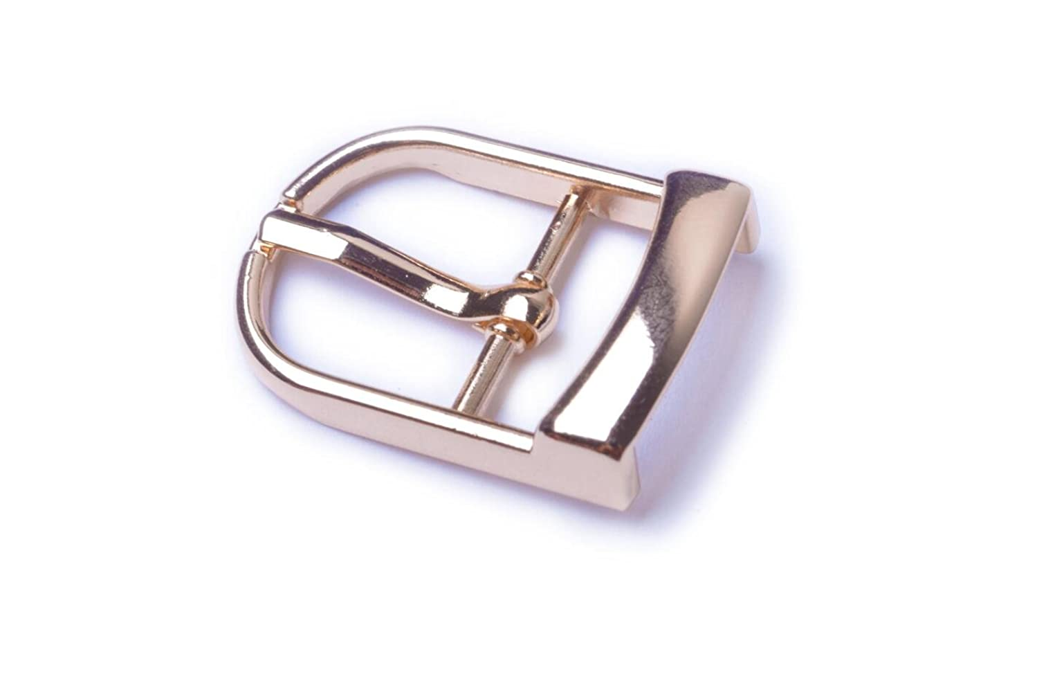 Bobeey 4pcs Purses Center Bar Buckle,Gold Purses Pin buckle Belt buckles (bag making) BBC4 (Gold)