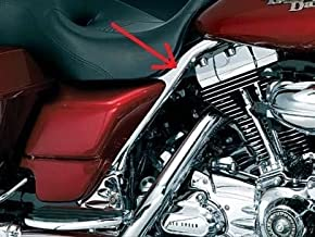 KaTur nero bisaccia Lid Lifters kit con maniglie per Harley Touring Road King Glide 2014/ /2017