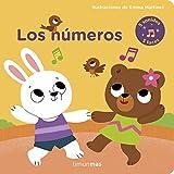 Los números. Libro con luces y sonidos (Libros con sonido)