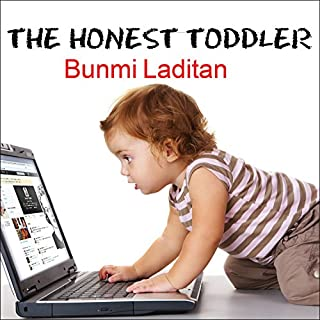 The Honest Toddler cover art