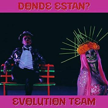 Dónde Estan? (feat. Mr. Azkot, Sky B, Little J, Aaron Dorantes, Axel Contreras)