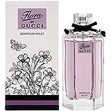 Gucci Eau de Toilette Spray, Flora Generous Violet, 3.4 Ounce