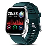 TagoBee Fitness Tracker Smart Watch for Men Women 1.54' Full Touch Screen, ip67 Waterproof Smartwatch con GPS Bluetooth Activity Tracker with Heart Rate Sleep Monitor for iOS and Android Phones