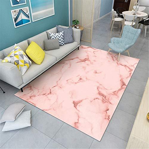 Inicio Patrón De Mármol De Lujo Simple Adecuado para Sala De Estar Comedor Y Dormitorio 50x80cm