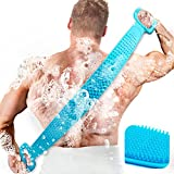Best Back Scrubbers - 35.5 inches/90 cm Back Scrubber Shower Brush Super Review
