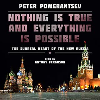 Nothing Is True and Everything Is Possible cover art