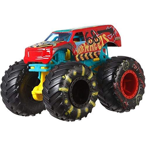 Hot Wheels 2019 Monster Trucks Demo Derby 1:64 Scale