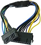 Longdex 11.8-Inch 24 Pin to 18 Pin ATX PSU Power Adapter Cable for HP...