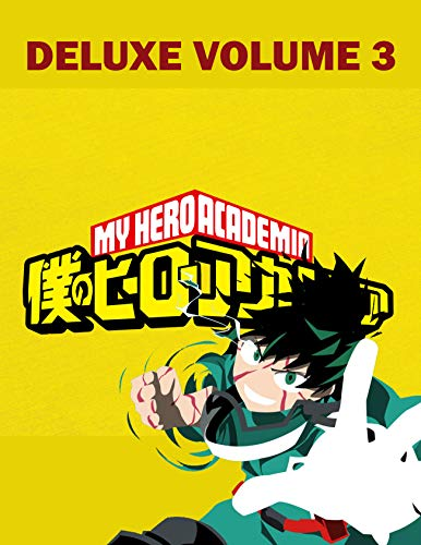 Deluxe Volumes: My Hero Academia Best Manga Vol 3 (English Edition)