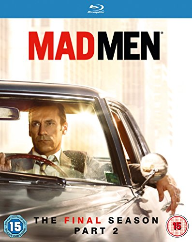 Mad Men - the Final Season [Blu-ray]