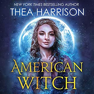 American Witch audiobook cover art