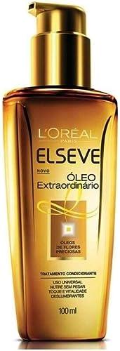 Óleo de Tratamento Elseve L'Oréal Paris Extraordinário Reconstrutor 100ml