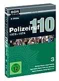 Polizeiruf 110 - Box 3: 1973-1974 ( DDR TV-Archiv ) [3 DVDs]