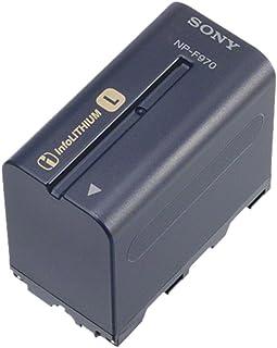 Sony NPF970 - Batería para videocámara para Sony HDR-FX1000E (6600 mAh InfoLITHIUM) Negro