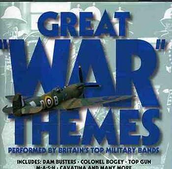 Audio CD Great War Themes Book