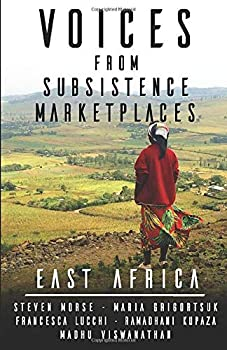 Paperback Voices from Subsistence Marketplaces: East Africa Book