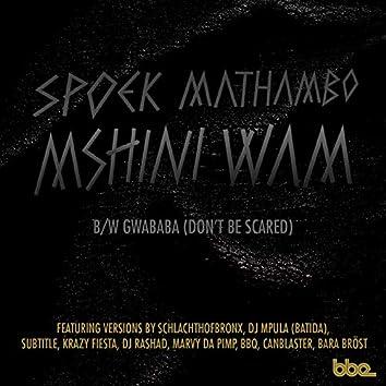 Mshini Wam / Gwababa (Don't Be Scared)