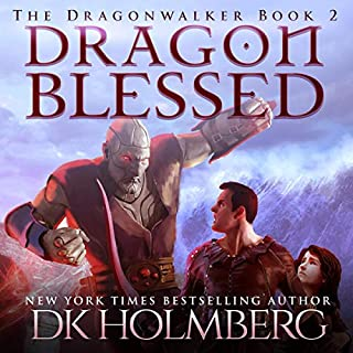 Dragon Blessed                   Written by:                                                                                                                                 D.K. Holmberg                               Narrated by:                                                                                                                                 Christian Rummel                      Length: 7 hrs and 50 mins     Not rated yet     Overall 0.0