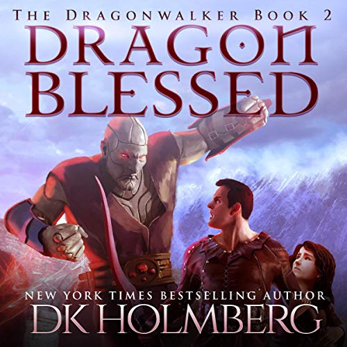 Dragon Blessed cover art